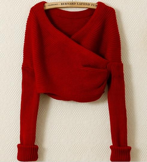 Red Sweater Vest Womens